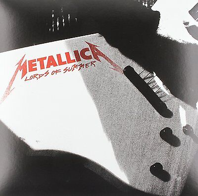 "Metallica ""Lords Of Summer"" 2014 12"" Vinyl With Logo Etching (New & Sealed)"