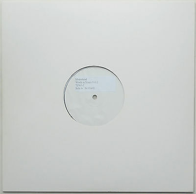 Motorhead - The World Is Ours Vol. 2 -Live In GERMANY 2xLP USA TEST PRESS Lemmy