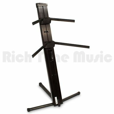 Ultimate Support Keyboard Stands APEX AX-48 PRO Black
