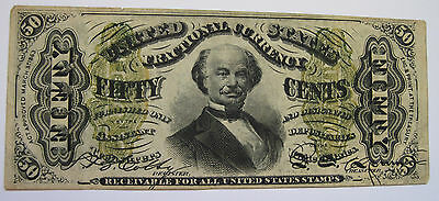 U.S. 50 Cent  Fractional Currency - FR1331