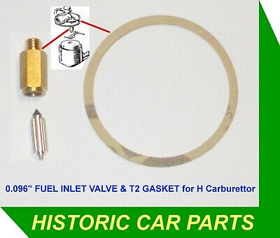 """STANDARD /""""EB/"""" NEEDLE for 1¼"""" H2 SU Carburettor Early WOLSELEY 1500 1957-58"""