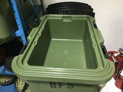 CamBro 180 Camcarrier Full Size Food Server Food Transport **Military Green**