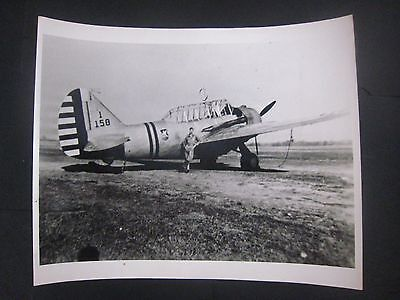 ORIGINAL WW2  ..Photo....# 201..aircraft,...A-17...10x8