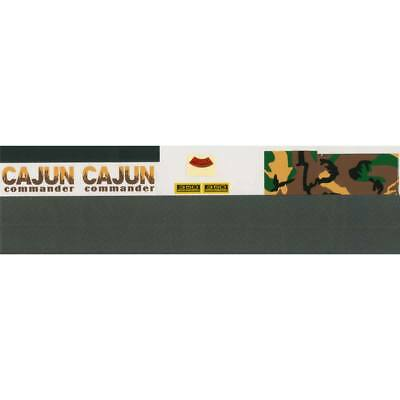 NEW AquaCraft Decal Sheet Cajun Commander Airboat AQUB6334