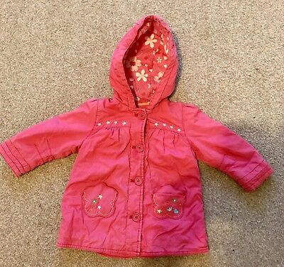 Tigerlily Girls Pink Jacket Size 12-18 Months