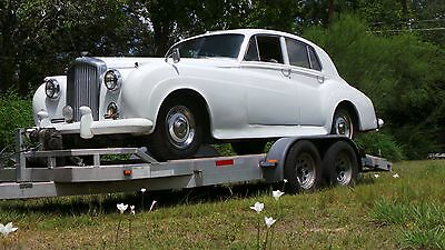 1958 Bentley Other  1958 BENTLEY AUTOMOBILE,  FOUND IN TEXAS, VERY SOLID CAR FOR  RESTORATION!