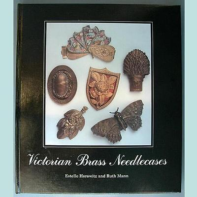 """The Avery Book * """"Victorian Brass Needlecases"""" by Estelle Horowitz  & Ruth Mann"""