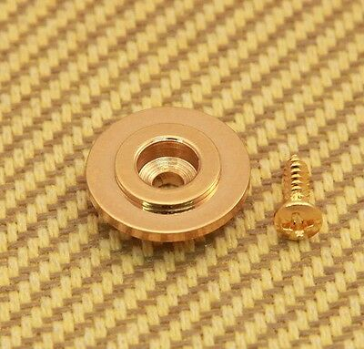 002-1958-000 Genuine Fender Original Vintage P/Jazz Bass GOLD String Guide