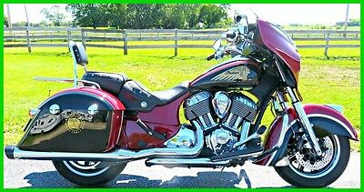 Indian Chieftain®  2015 Indian Chieftain Used