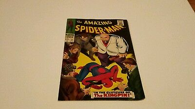 The Amazing Spider-Man #51 (Aug 1967, Marvel)
