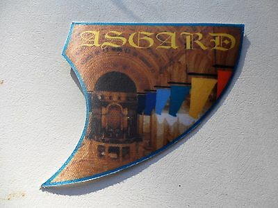 Large Asgard Victorian Scout Cloth Badge #