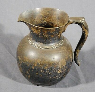 Sterling Pitcher Marked 494 grams
