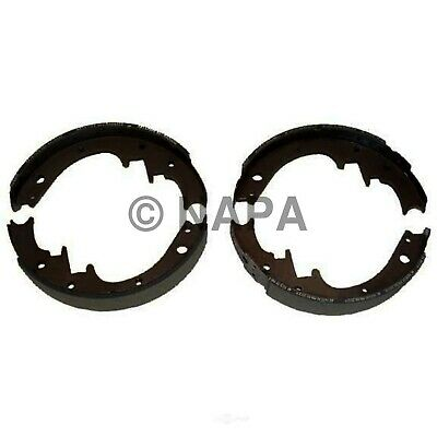NB795 REAR Bonded Drum Brake Shoe Fits 05-06 Pontiac Pursuit