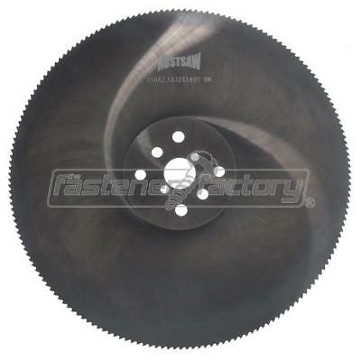 12 (300mm) 180T HSS Cold Cut Blade Steel/Metal Cutting Blade 32mm Bore