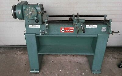 Oliver 159A Variable Speed Wood Lathe with Toolmark Copier Attachment 120 Volt