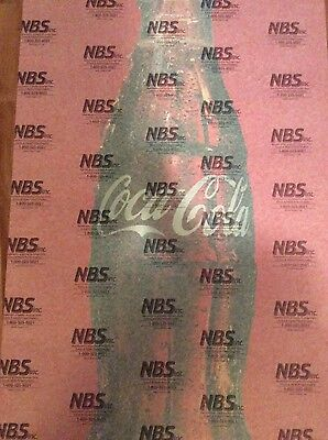 Coca Cola Large Collectible Decals