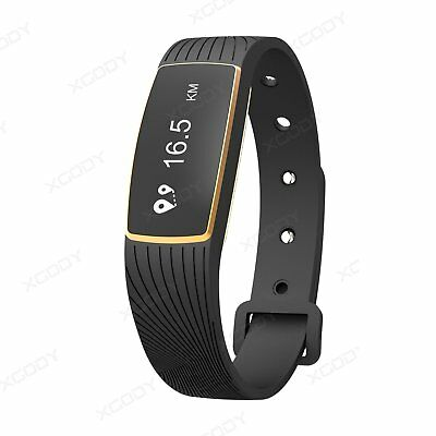 New Waterproof Smartwatch Heart Rate Bracelet Fitness Tracker For Android iPhone