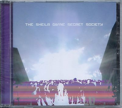 CD The Sheila Divine - Secret Society