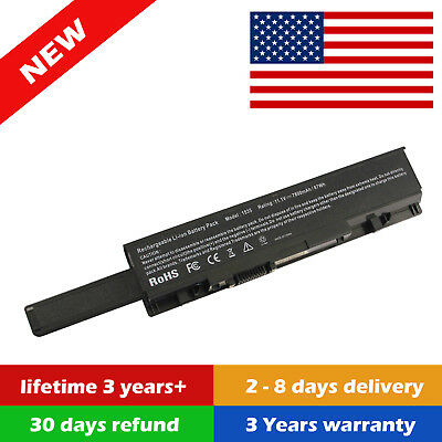 9-Cell Battery for Dell Studio 1535 1536 1537 1555 1558