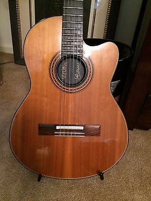 Gibson Chet Atkins CEC Nylon String Electric Guitar - Made in USA 1982