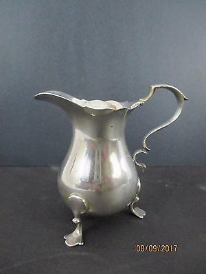 Paul Revere Reproduction Sterling Silver Creamer By Currier & Roby  (1900-1943)