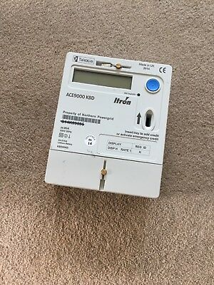 Electric Meter Pre Payment With £25 Pre Installed