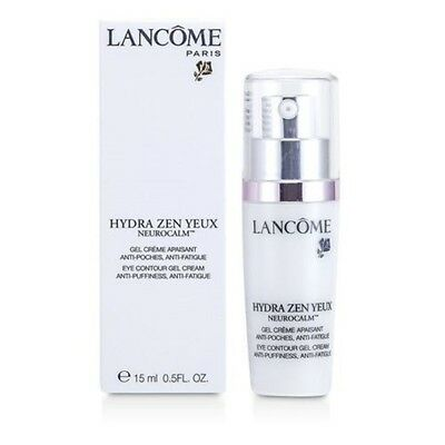 Lancome Hydra Zen Neurocalm Eye Contour Gel Cream 15ml Brand New Boxed & Sealed