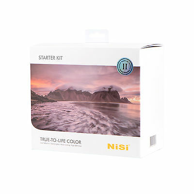 NiSi Filters 100mm Starter Kit Second Generation II (Australian Edition with ...