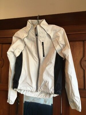 Cannondale Womans Morphis Shell Cycling Jacket - Shower And Wind proof / Medium