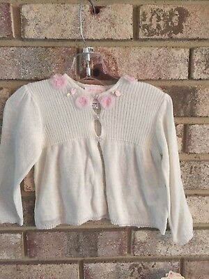 NWT Baby Biscotti Size 18 Month Cardigan