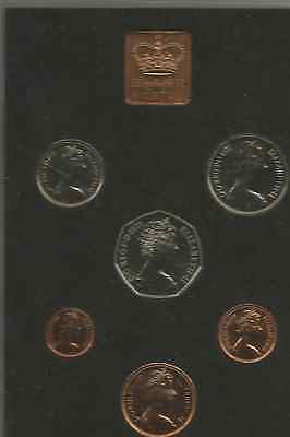 1971 Great Britain Proof Set