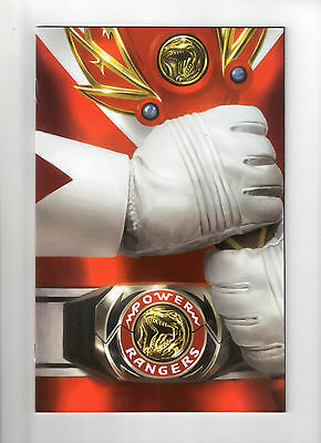MIGHTY MORPHIN POWER RANGERS #17 NM+ 1:50 Incentive Variant MMPR