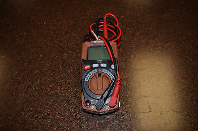Southwire Tools & Equipment 16040T Compact Auto-Ranging Digital Meter