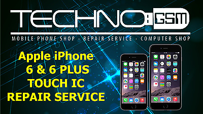 fits Apple iPhone 6 & 6 Plus Digitizer / Screen Touch Disease IC repair service