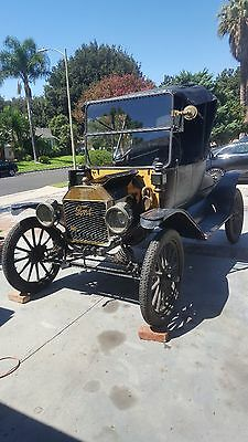 1914 Ford Model T  1914 ford model t ford runabout