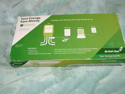 British gas electricity monitor. Brand New in Box