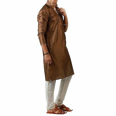 Churidar Readymade Ethnic Wedding Designer Indian Kurta Bollywood Men's Sherwani