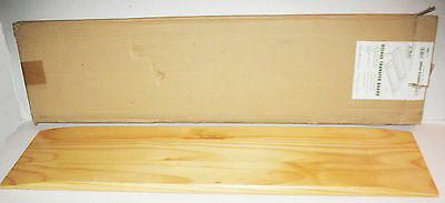 "NIB Deluxe Transfer Board DMI MOBILITY 8"" x 30"" Weight Capacity 400 lbs. NEW"