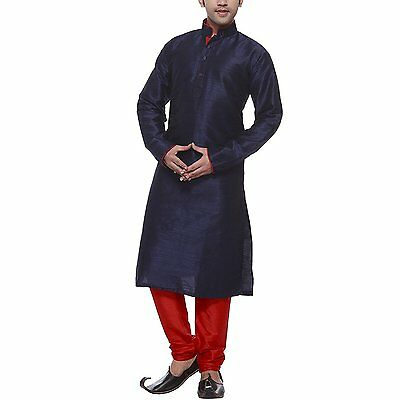 Bollywood Men's Sherwani Churidar Ethnic Wedding Readymade Designer Indian Kurta