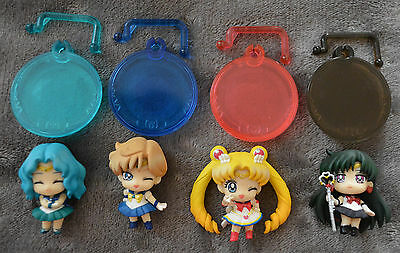 Super Sailor Moon MegaHouse Petit Petite Chara Figure Lot Authentic