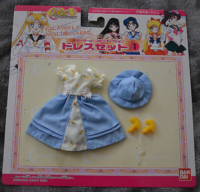 Sailor Moon World Doll Outfit Dress Clothes