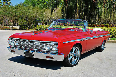 1964 Plymouth Fury Sport Huge Summer SALE 30% OFF Call for Details! 1964 Plymouth Sport Fury Convertible 440 Big Block Call Dan 863-370-6712