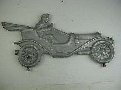 Solid cast aluminum Weather Vane Car