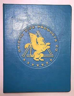 Griffin Pipe Products Co. - History & Pipe Specification Binder Catalog - Amsted