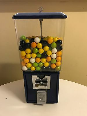 Classic 1970,s Genuine Scanlan Gumball Machine Made In U.s.a.by Nth Western.