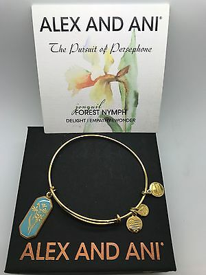 ALEX AND ANI BRACELET Forest Nymph Delight Empathy wonder  Recycled metal