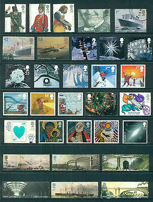 Great Britain Stamp Collection Part G