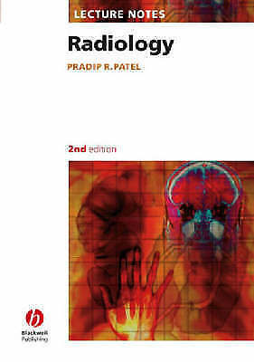Lecture Notes Radiology by Pradip R. Patel (Paperback, 2005). As new.