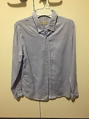 Zara Boys Shirt Size 11-12 Yrs