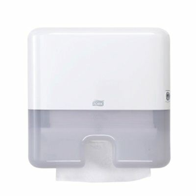 Tork 552120 Elevation Mini Xpress Interfold-Multifold Hand Towel Dispenser, Whit